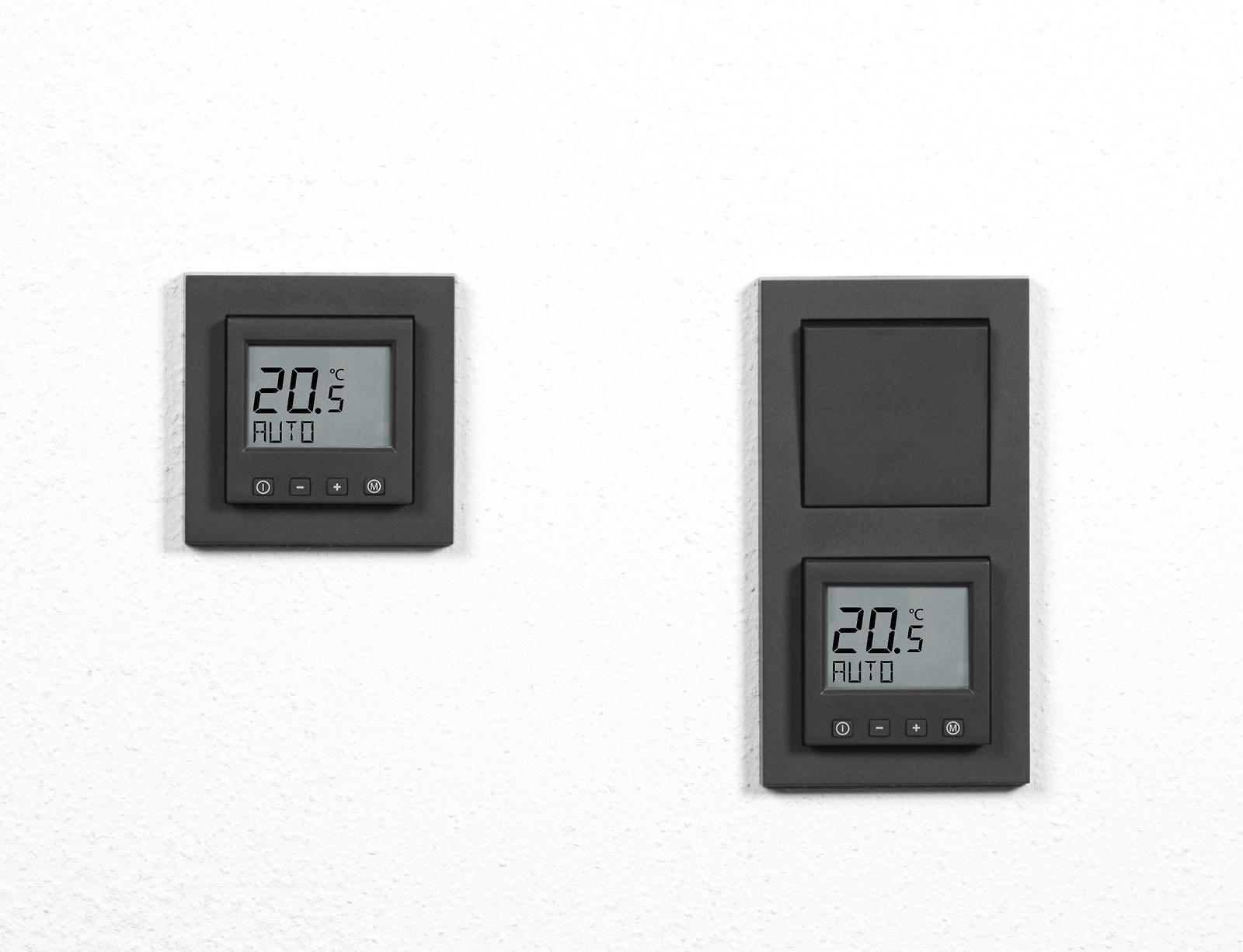 Kostengunstige Temperaturregler Passend Fur Gira Schalterprogramm E2